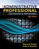 Bundle: The Administrative Professional: Technology & Procedures, 15th + Resumes, Cover Letters, Networking,...