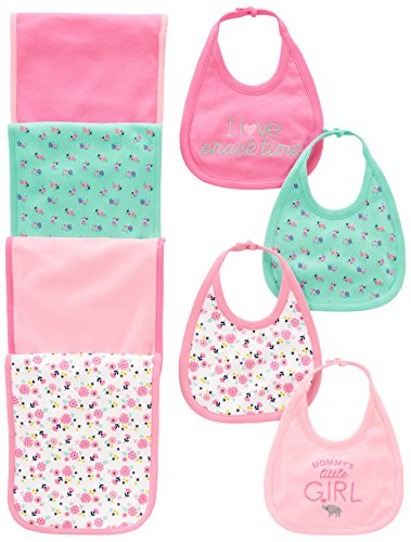Baby Bibs & Burp Cloths Sets