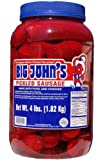 Big John's Pickled Sausage - Gallon