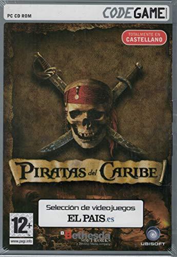 Piratas del Caribe PC CD ROM Videojuego