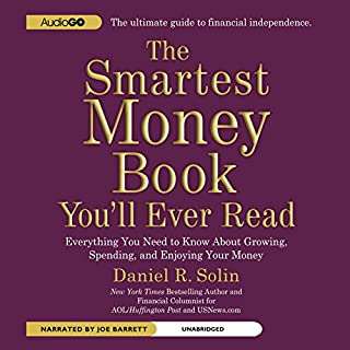 The Smartest Money Book You'll Ever Read audiobook cover art