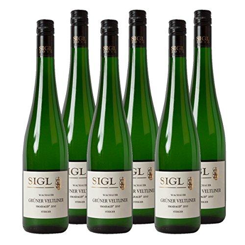 Grüner Veltliner Smaragd - Winzerhof Sigl 2019 Weißwein Österreich trocken (6x 0.75 l)