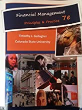 Best financial management principles and practice Reviews