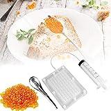 globalqi de gastronomía Molecular Kit Fabricante de Caviar,