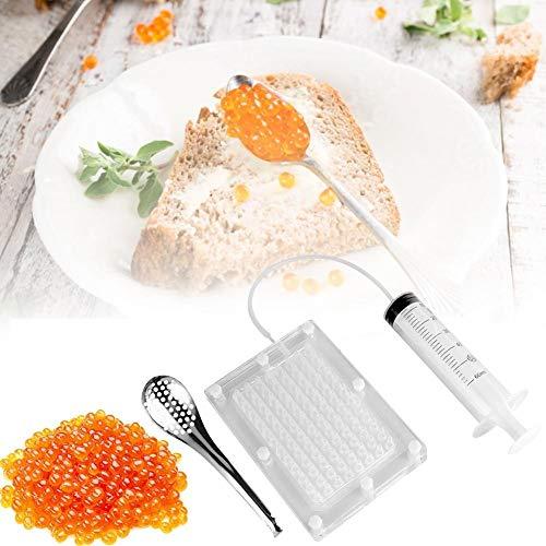 globalqi de gastronomía Molecular Kit Fabricante de Caviar, de Inicio de gastronomía Molecular Kit