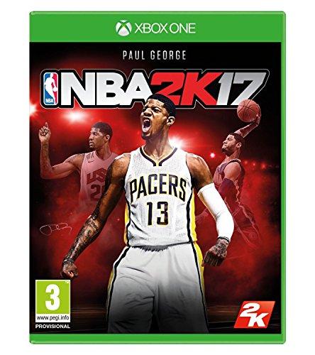 NBA 2K17 XONE MIX