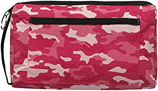 Prestige Medical Compact Carry Case, Pink Camouflage
