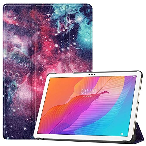 Yhuisen Ultra Slim Premium PU Leather Protective Cover with Stand Function for Huawei MatePad T10 2020 AGR-L09 / AGR-W09 (Color : YHXY)