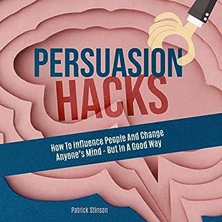 Persuasion Hacks cover art