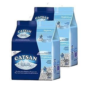 Catsan Hygiene nicht klumpendes Katzenstreu 2