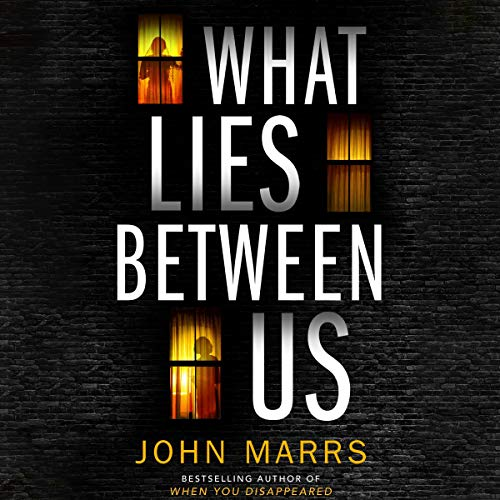 What Lies Between Us audiobook cover art