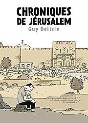 livre Chroniques de Jérusalem