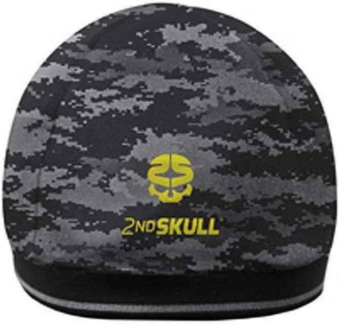 Fits Under Any Helmet 2nd Skull Protective Skull Cap XRD Impact-Absorbing Technology