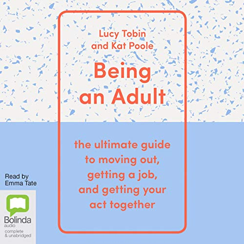 Being an Adult audiobook cover art
