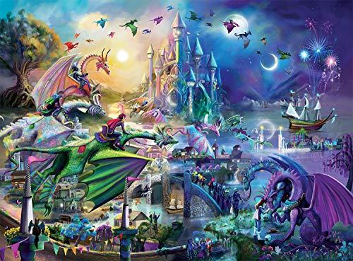 1000 piece puzzles fantasy - 9