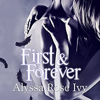 First & Forever audiobook cover art