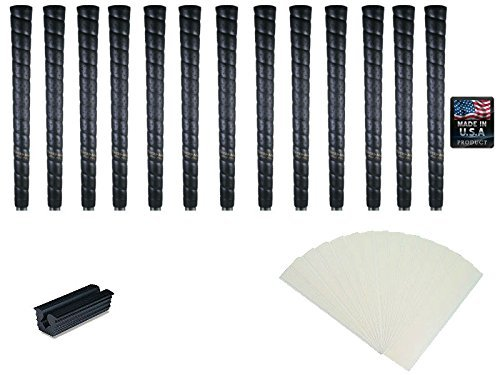 Tacki-Mac Midsize Pro and Grip Kit (13 Grips, Grip Tape, clamp, Instructions)