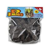 EZ-gro Plugs Compatible with Rapid Rooter 50 Count | These Compatible Rapid Rooter Starter Plugs are Perfect Seed Starter Pods to use for Seed Starting and Root Cuttings