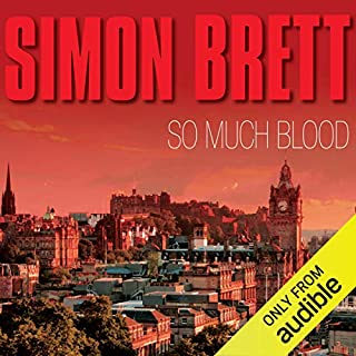 So Much Blood                   By:                                                                                                                                 Simon Brett                               Narrated by:                                                                                                                                 Simon Brett                      Length: 6 hrs and 6 mins     45 ratings     Overall 4.3