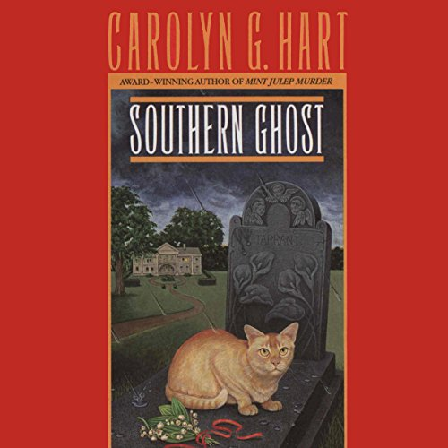 Southern Ghost audiobook cover art