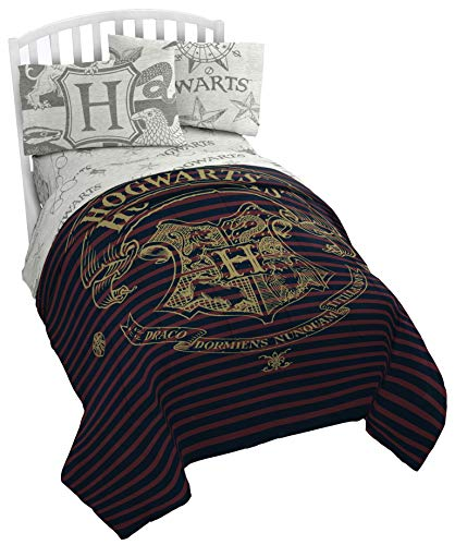 Jay Franco Harry Potter Spellbound Bed Set, Full