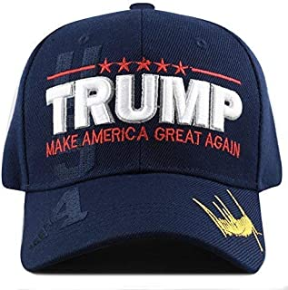 d387a2b5e5f THE HAT DEPOT Exclusive Donald Trump Keep America Great Make America Great  Again 3D Signature