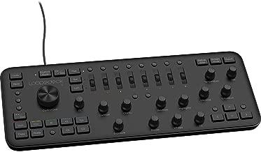 Loupedeck Photo Editing Console and Lightroom Keyboard for Adobe Lightroom 6 or Lightroom CC