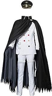 Danganronpa V3 Killing Harmony Ouma Kokichi Cosplay Costume Cloak School Uniform Halloween Suit Outfit