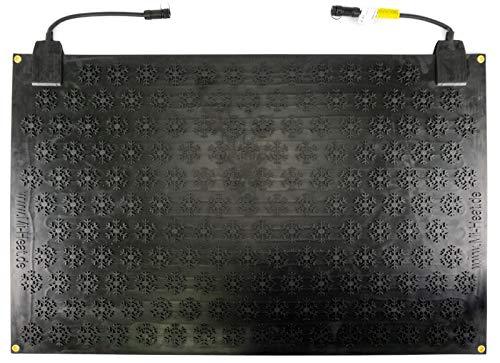 Outdoor Elektromatte 70x110cm Rampenheizung Gehwegheizung Einfahrtheizung