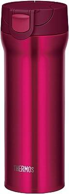 サーモス 水筒 真空断熱ケータイタンブラー 【ワンタッチオープンタイプ】 480ml バーガンディー JNM-480 BGD