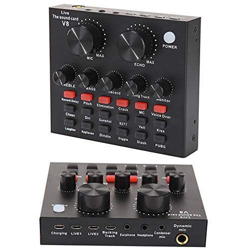 ALPOWL Mini Sound Mixer