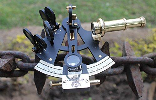 Euphoria Instrumento de barco de latón macizo de 10,16 cm c