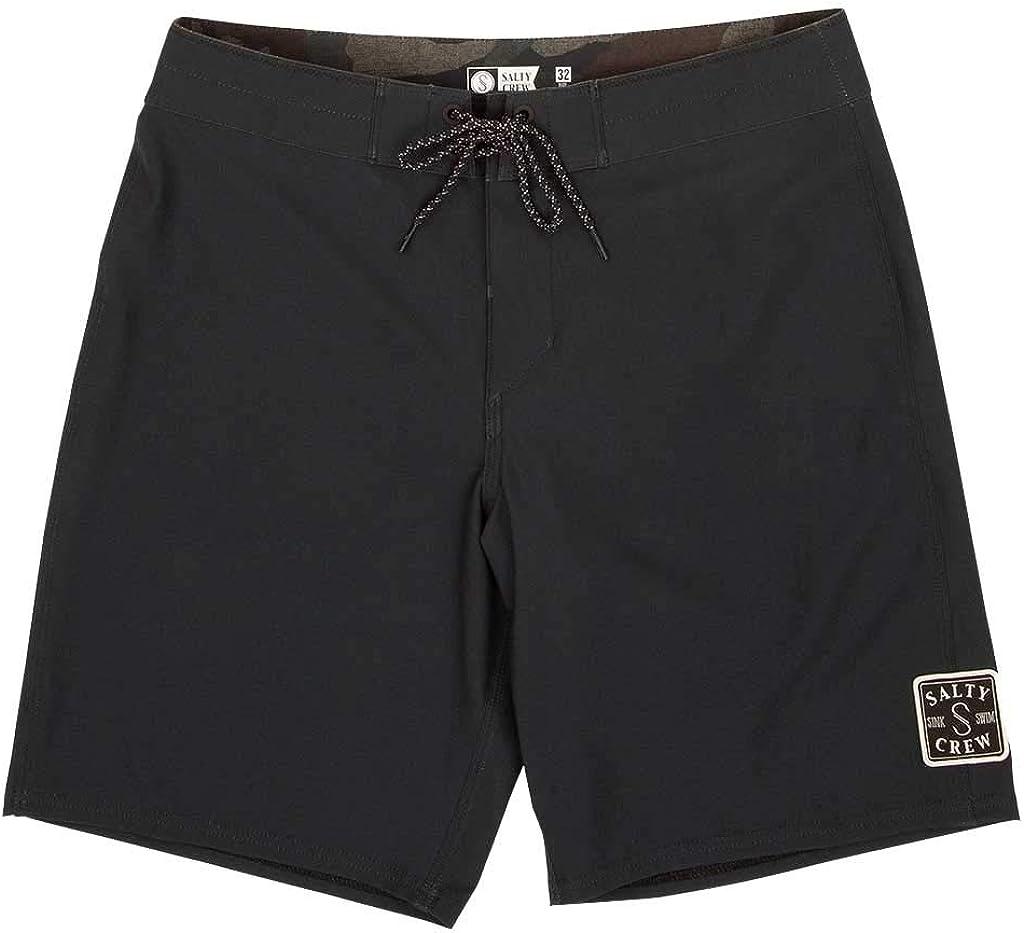 Salty Crew Shacked Boardshorts - Black