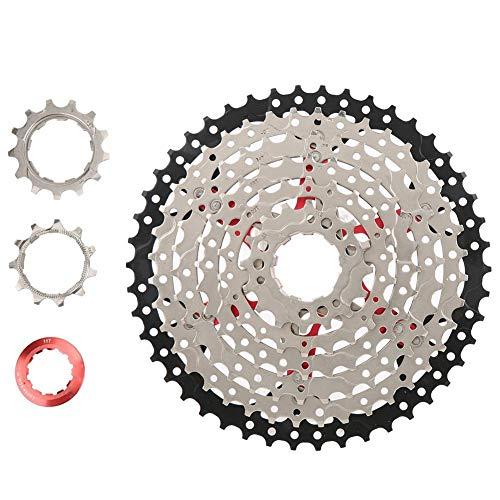 VGEBY 8 velocidades 46T gran engranaje bicicleta de montaña ultraligera hueco cassette libre rueda accesorio bicicleta rueda libre bicicleta rueda libre