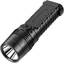 LED Flashlight, P70 Light Flashlight, with LCD Display Portable USB Charging Outdoor Aluminum Alloy Super Bright Long-Rang...