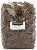 JustIngredients Essential Anis étoilé (Star Anise) 500g
