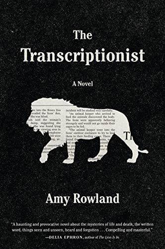 Image of The Transcriptionist: A Novel