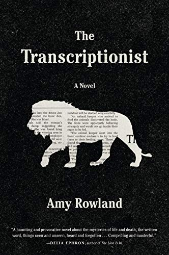 Image of The Transcriptionist: A Novel