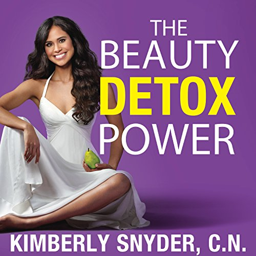 The Beauty Detox Power audiobook cover art