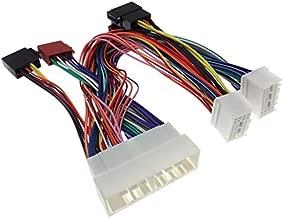 Cable Adaptador autoradio para Parrot KML Kit Manos Libre de Coche vehiculos C12390 AERZETIX