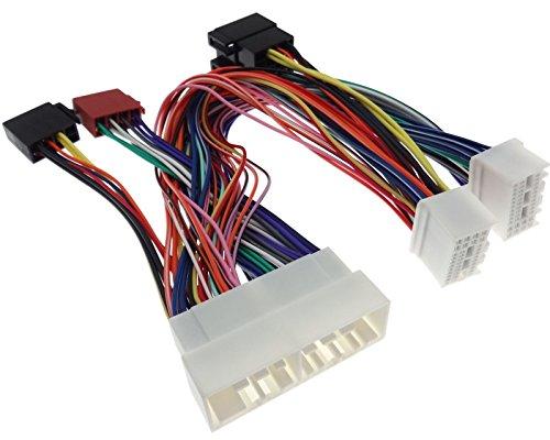 Adaptador Parrot THB para Hyundai Kia Bluetooth Cable ISO Conector Radio Auto Cable Cable Cable