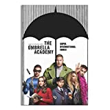 TIKOO Movie Poster The Umbrella Academy Canvas Art Poster Picture Modern Office Family Bedroom Decorative Posters Gift Wall Decor Painting Posters 12×18inchs(30×45cm)