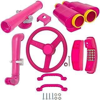 Swing Set Stuff Deluxe Accessories Kit SSS Logo Sticker...
