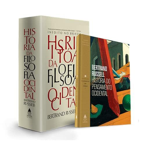 Kit Box da História da Filosofia + Pensamento Ocidental