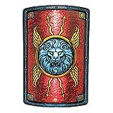 Liontouch 30001LT Escudo de Juguete de Espuma Romano para niños | Forma Parte de la línea de Disfraces para niños