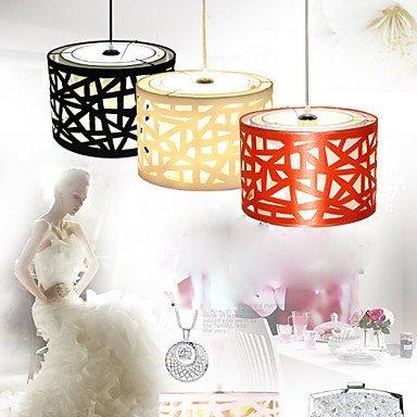 Moderne kroonluchter plafondverlichting hanger 25 * 18 cm single head 's slank minimalistisch hedendaagse creatieve persoonlijkheid als vogelnest drop lamp lamp LED 3C Ce FCC Rohs voor Wo