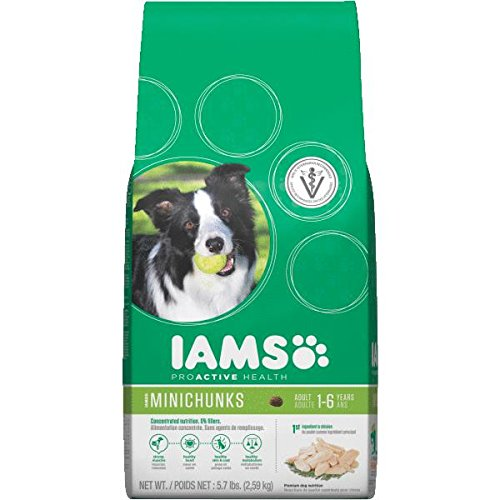 Iams Dealing full price reduction Dog Charlotte Mall Food Lbs. Adult 5.7