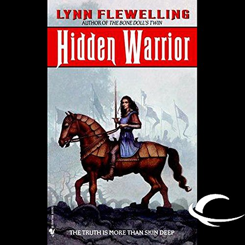 Hidden Warrior audiobook cover art