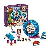 LEGO Friends - Parque del Hámster de Olivia, set divertido de construcción con mascotas de juguete...