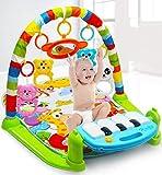 alfombra ejercicios bebe